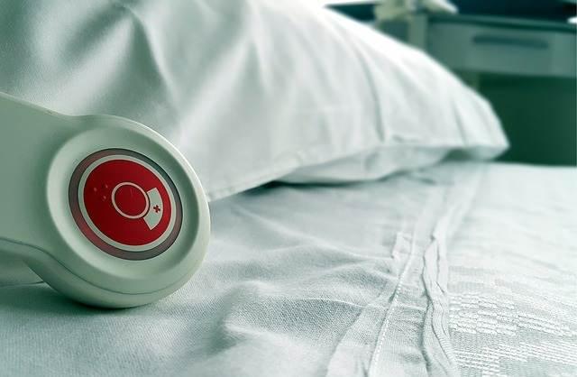 Death at hospital