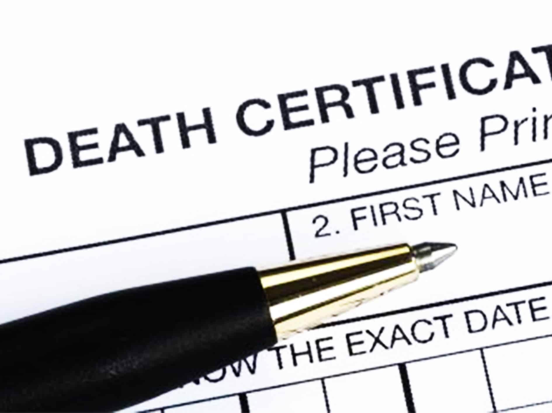 Registering a Death with Paul Young, Doncaster Funeral Director